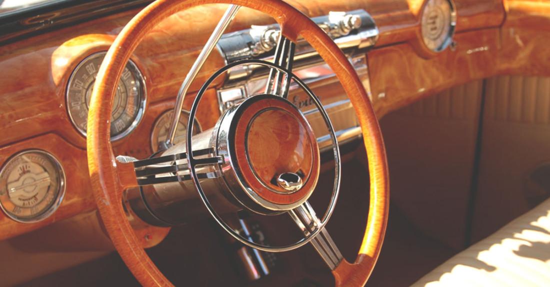 Classic Car Week - Varje år under vecka 31. Sedan 1992
