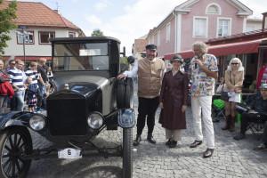 Classic Car i Lekssand