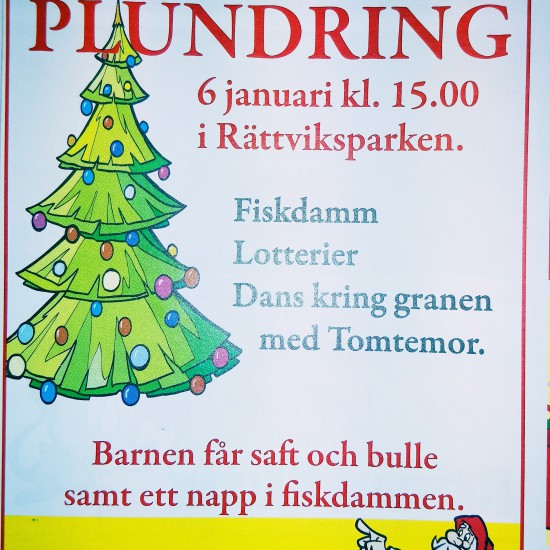 plundring