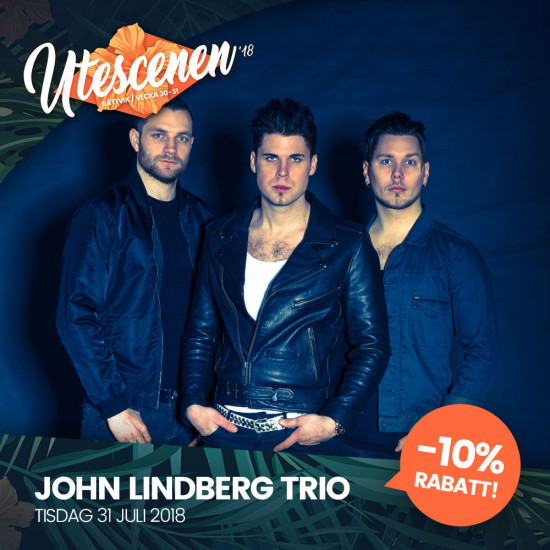 Utvald bild - Tisdag-31-Juli-2018-John-Lindberg-Trio